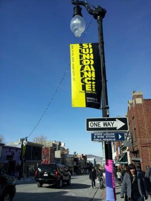 Sundance Film Festival 2012 - Main Street in Park City